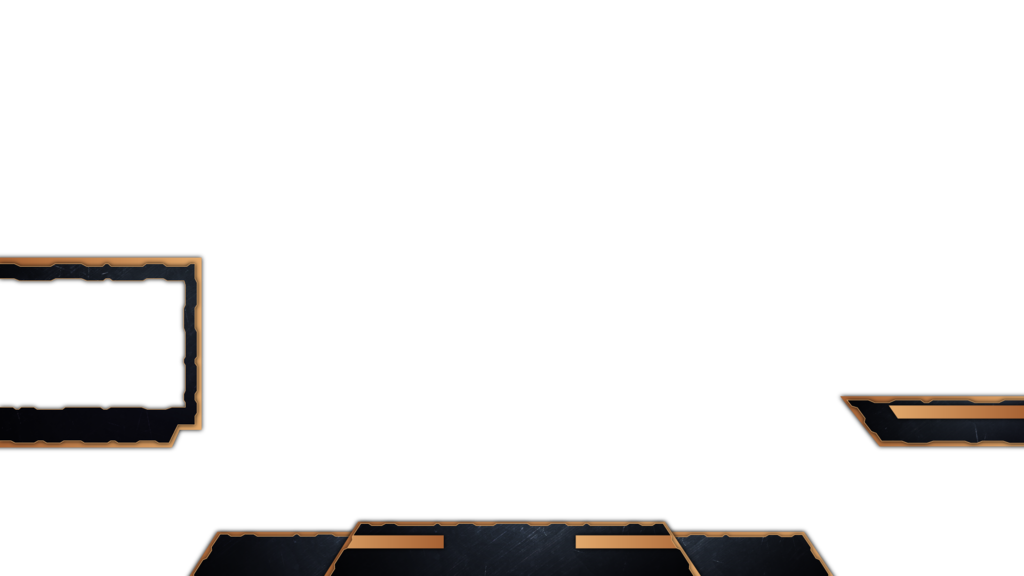Live Stream Overlay PNG Image
