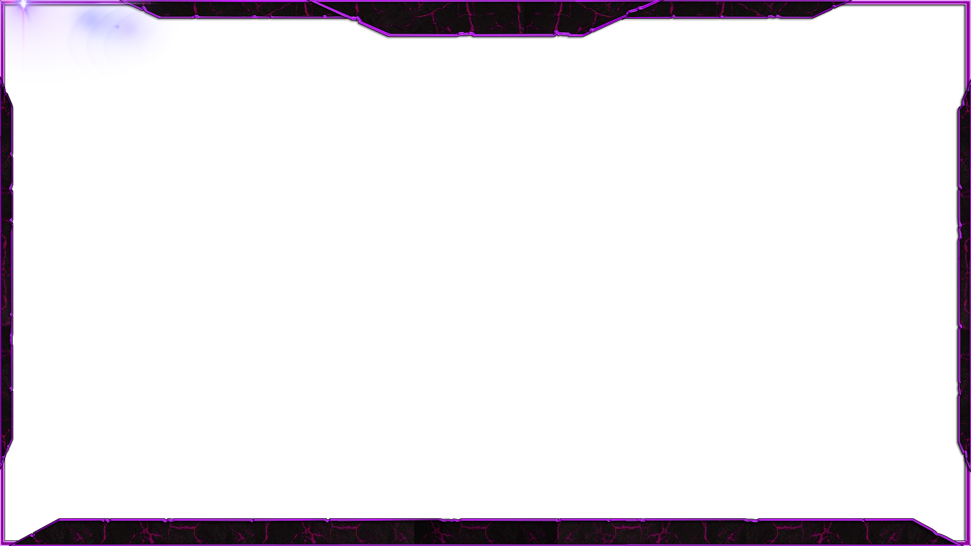 Stream Overlay PNG Free Download