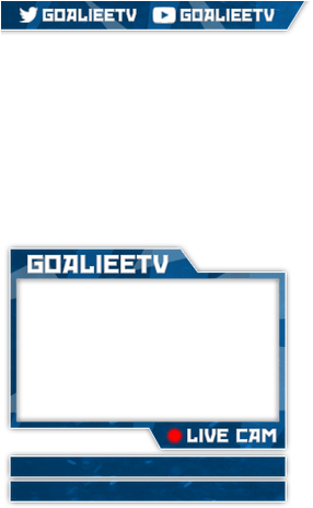 Stream Overlay PNG Picture