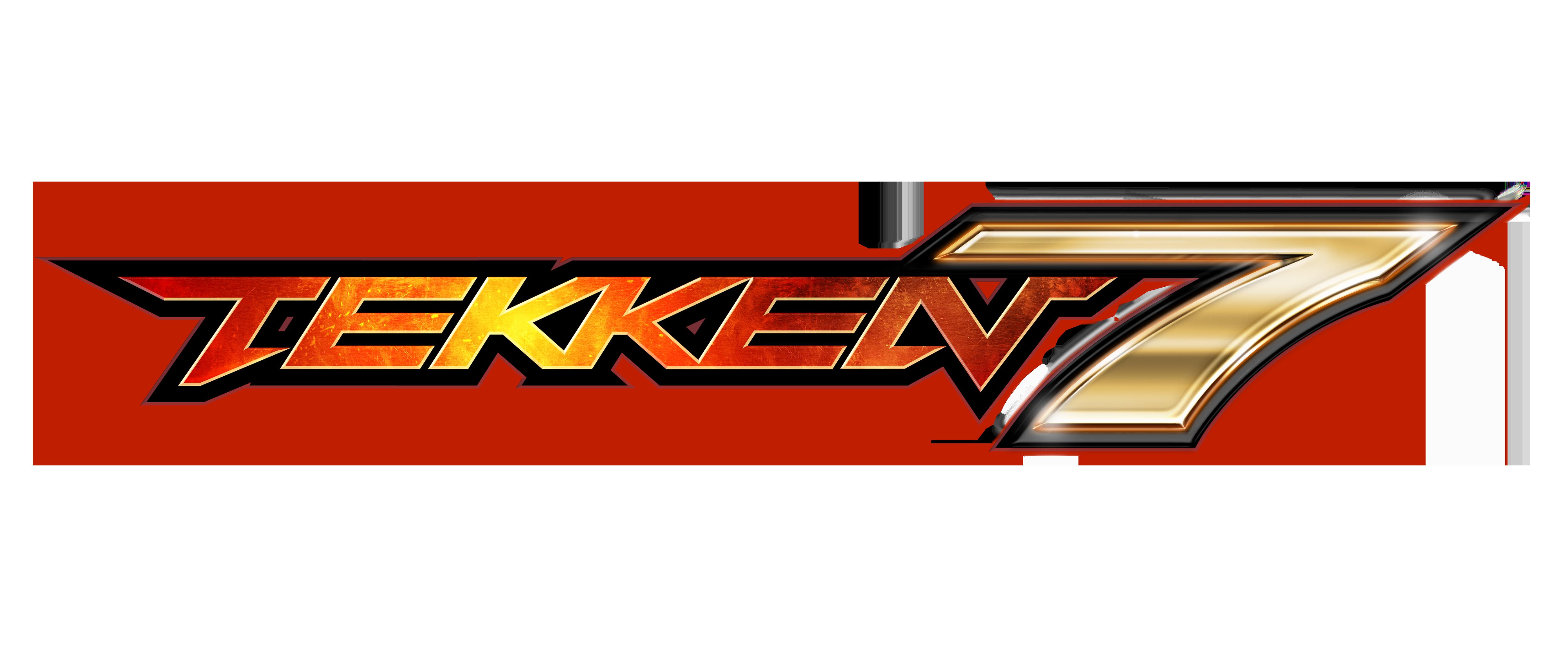 Tekken 7 Logo PNG Image