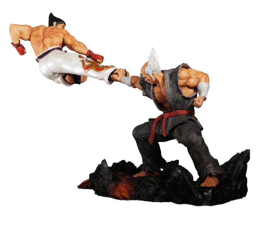 Tekken Character PNG File