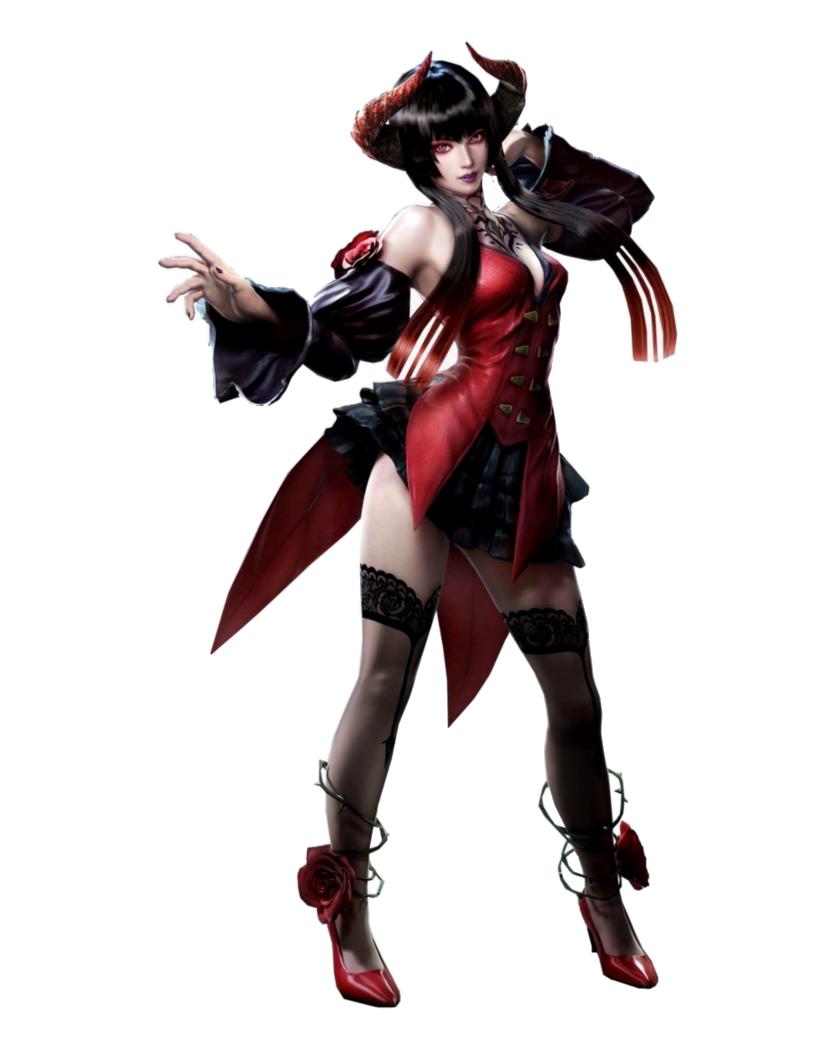 Tekken Character PNG Picture