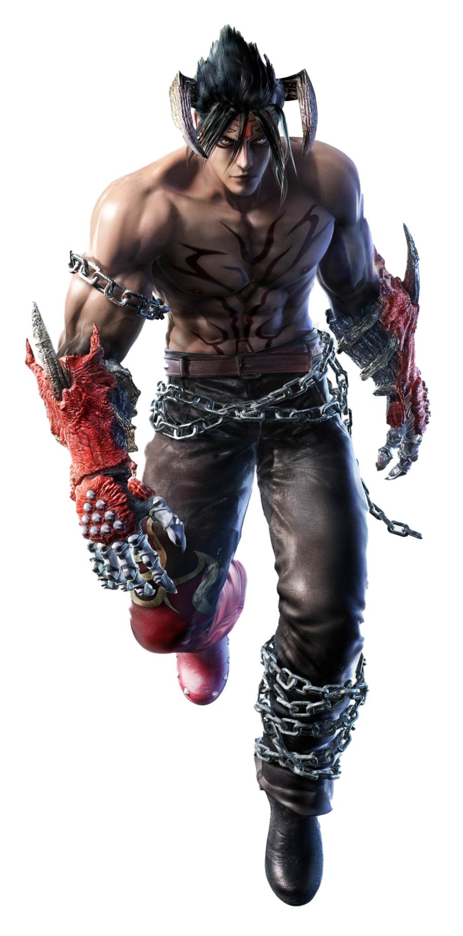 Tekken Character Transparent PNG
