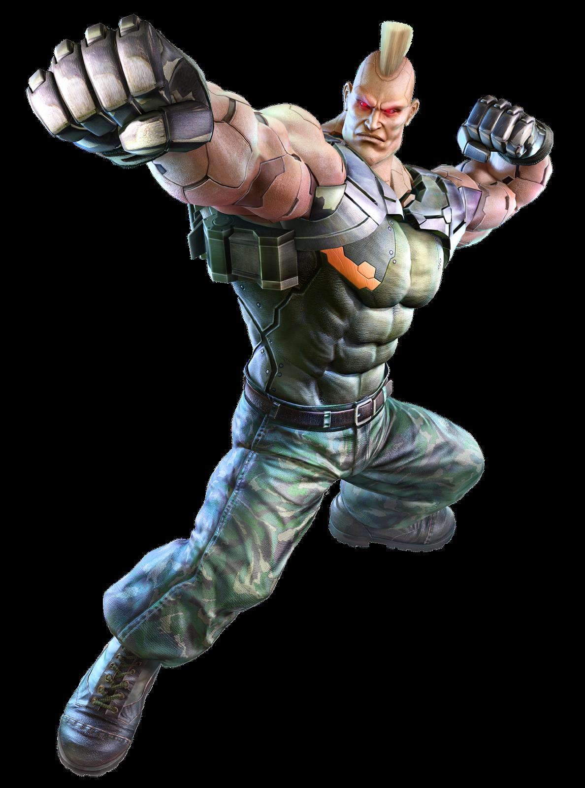 Tekken Jack PNG Transparent Image