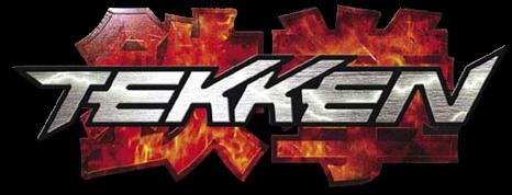 Tekken Logo Transparent Background