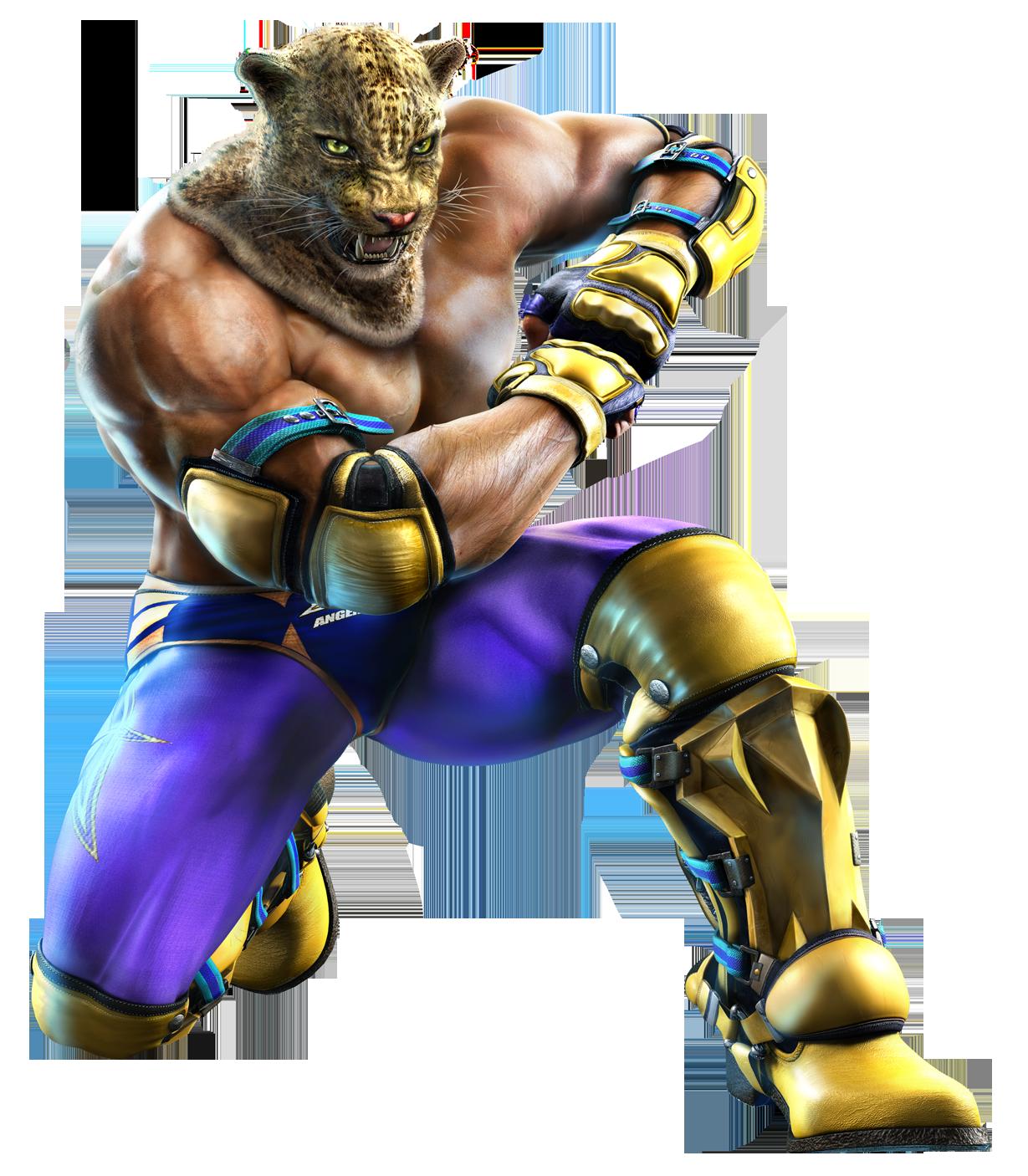 Tekken PNG HD