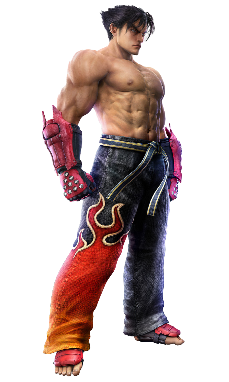 Tekken PNG Image
