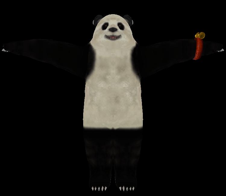 Tekken Panda PNG Image