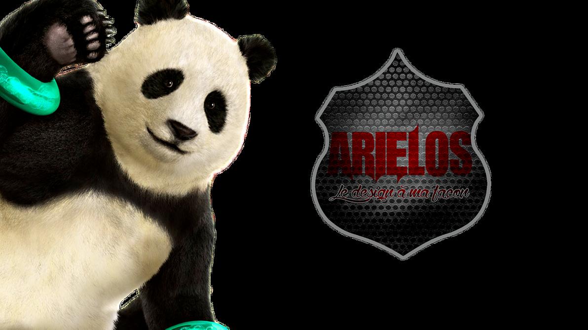 Tekken Panda PNG Transparent Picture