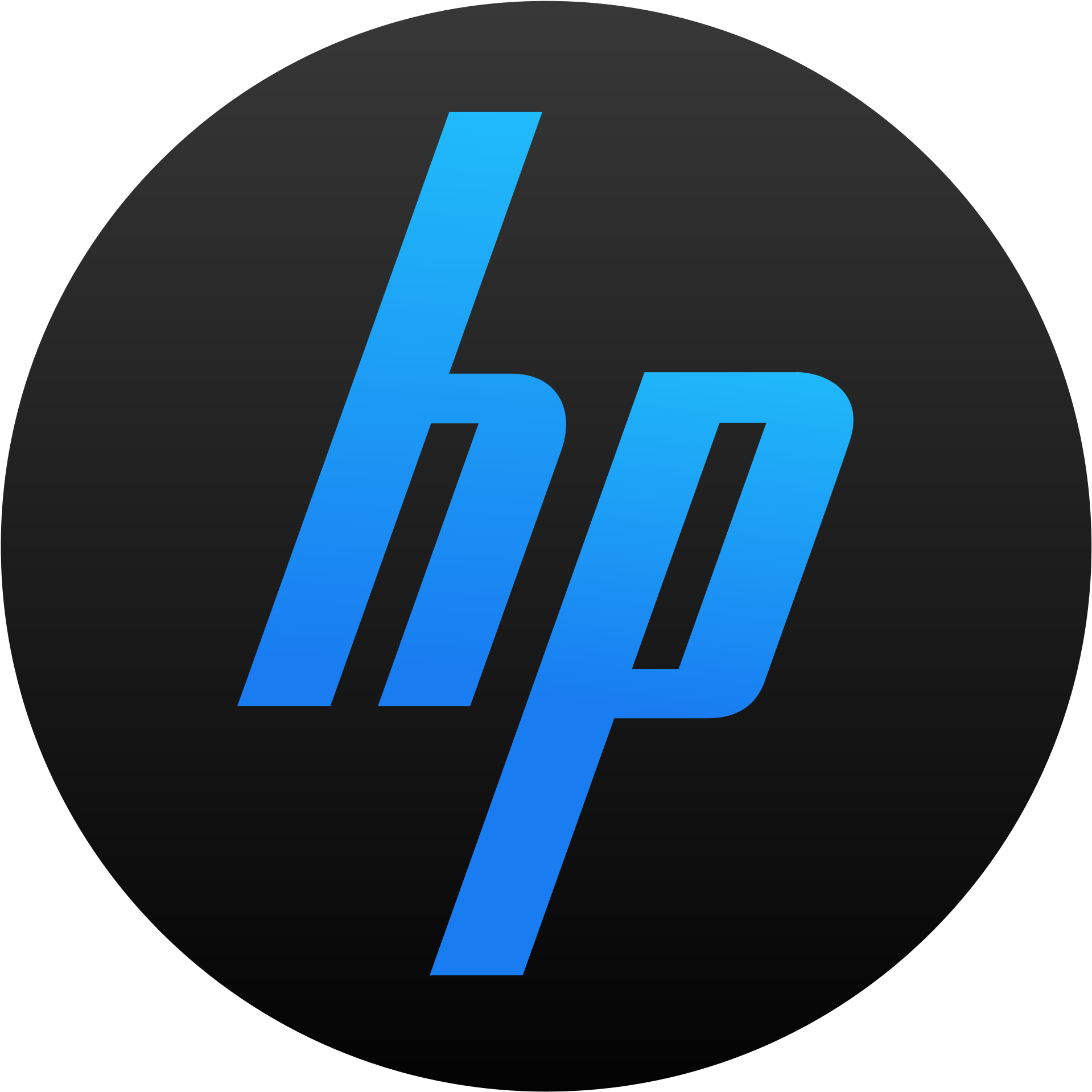 HP Logo PNG Photos, Transparent Png Image   PngNice