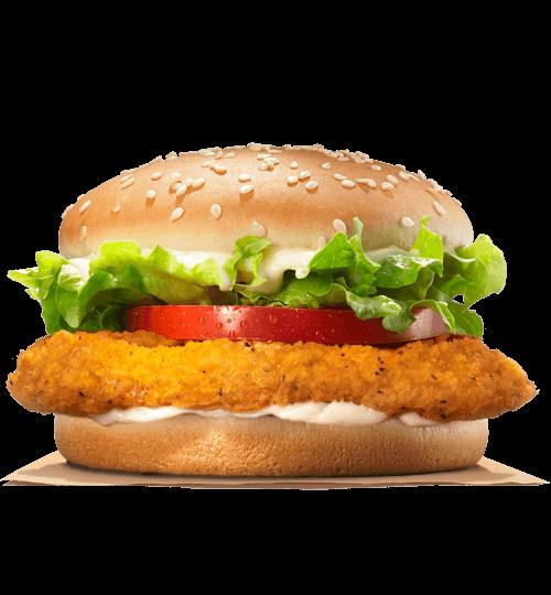 Cheese Burger King PNG Photos