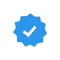 Instagram Verified Badge PNG Image