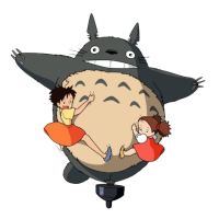 My Neighbor Totoro PNG Pic