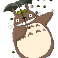 My Neighbor Totoro Transparent Images PNG