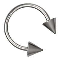 Septum Piercing PNG Clipart
