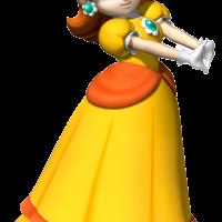 Princess Daisy PNG Photos