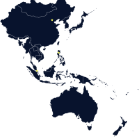 Asia PNG HD